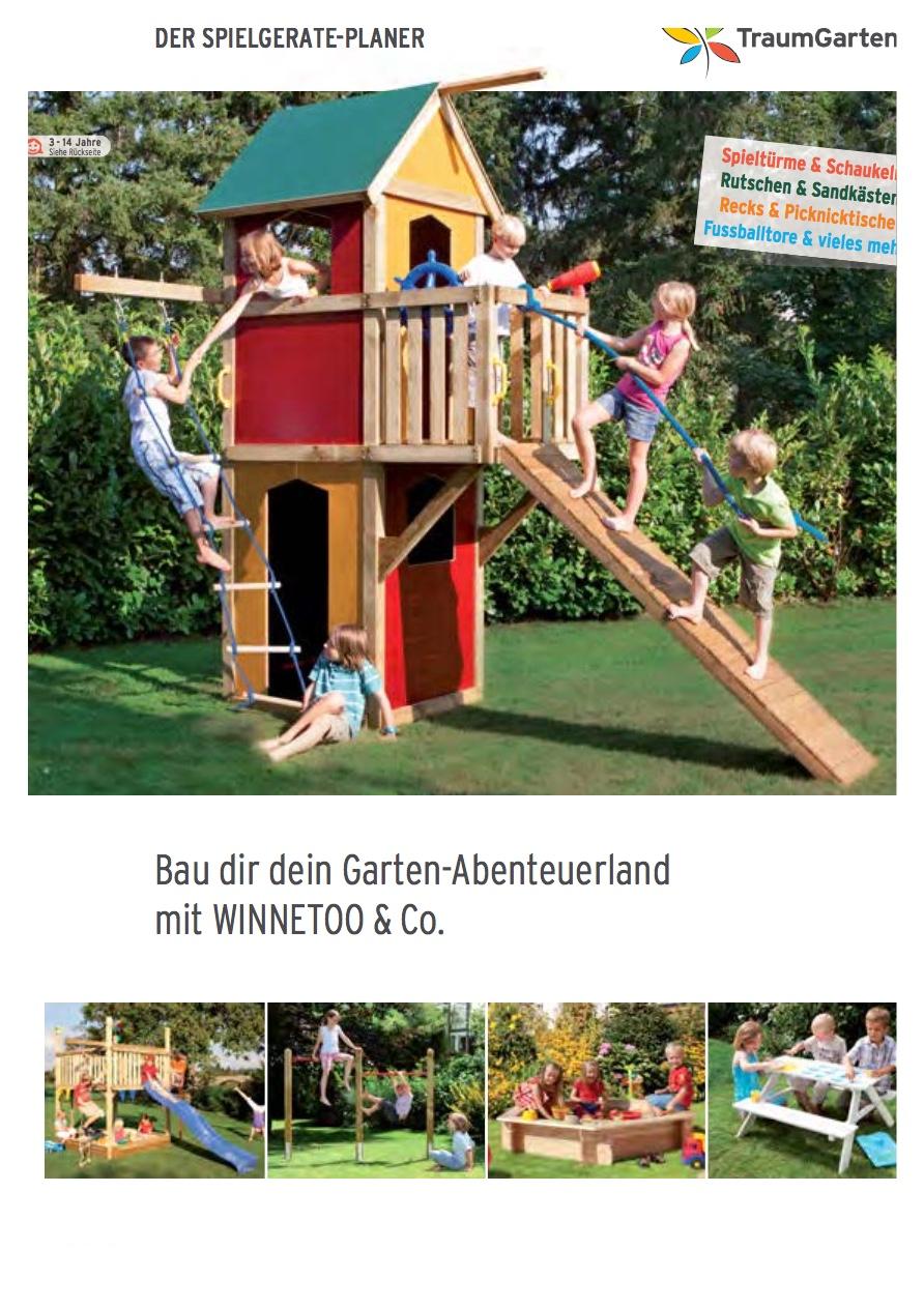 Spielplatzgeräte für den privat Bereich - Baumberger Hansjürg GmbH